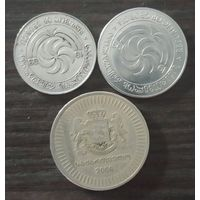 Монеты Грузии.