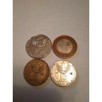 Монеты Мавритании.
