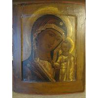 Икона Казанская Богородица. Мстёра. 19 век.