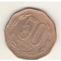 50 песо 2000 г.