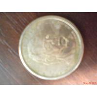 Монета 1 доллар Джеймс К.Полк (11 президент)