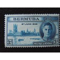 Бермудские острова 1946 г.