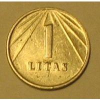 1 лит 1991 Литва