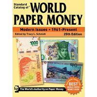 2019 - Krause - Банкноты мира с 1961- 25 ред. - на CD