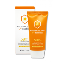 Солнцезащитный крем ЗW CLINIC Multi Protection UV Sun Block SPF50+/PA+++ 70ml