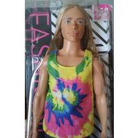 Кукла Ken Hip Hoodie с длинными волосами из серии Barbie Fashionistas 138