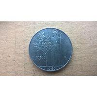 Италия 100 лир, 1966г. (D-4)