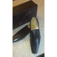 Туфли мужские кожаные 47 размер
