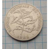 Руанда 10 франков 1985г