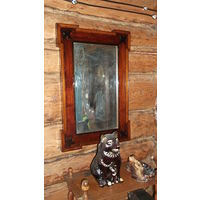 Старинное зеркало.ВОЗМОЖНА ДОСТАВКА ЛОТОВ В МИНСК по договорённости.