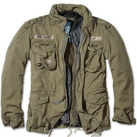 Легендарная куртка М-65
