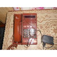 Телефон с определителем времен СССР. Состояние на скане.