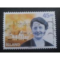 Исландия 2002 персона