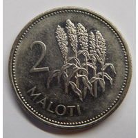 Лесото 2 малоти 1998 г
