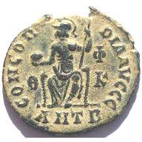РИМ. ВАЛЕНТИНИАН II (375-392 г.) АНТИОХИЯ. АЕ3.