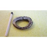 Древняя монета Китая в форме кольца. Музейная КОПИЯ