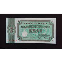2 марки 1958 года. Германия. UNC. Распродажа