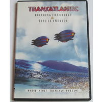 Transatlantic - Building The Bridge & Live In America (2006, DVD-5)