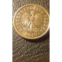 1 грош 2010