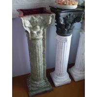 Форма колонны-пьедестала