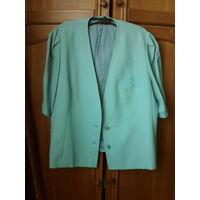 Отличный летний пиджак 54-56 размер.
