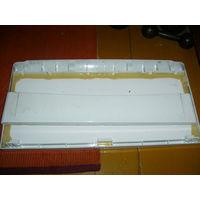 Декоративная нижняя фальш панель стиральной машины INDESIT IWUB 4105 БУ