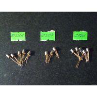 Транзистор КТ326Б КТ339А КТ501А