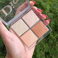 Палетка Dior Backstage Glow Face Palette 002 Glitz