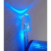 Светодиод сверхъяркий (d=5 mm), синий (MCD: 12000-14000)