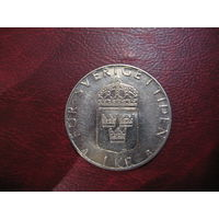 1 крона 1999 год Швеция (АНЦ)