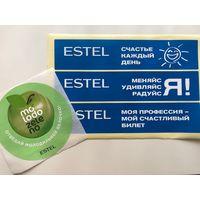 Стикеры Estel
