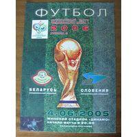 2005 Беларусь - Словения