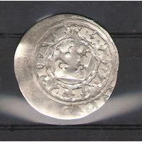 Пражский грош Король Карл I (1346 - 1378)