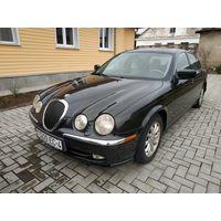 Jaguar S -Type ,3 л. Ягуар, черный ,бежевая кожа, 2001г. 330000 км. Отличное состояние.