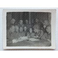 Фото на память РККА 1939 г  размер 9х12 см