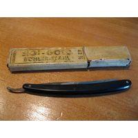 Бритва SIGI-GOLD. Производитель Wilhelm Boos, Jr., Solingen, Германия, начало 40-х годов прошлого столетия.