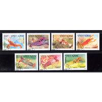 1991 Вьетнам. Ракообразные