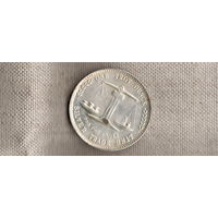 США 1 доллар ВЕСЫ/точная копия серебрение(Nv)
