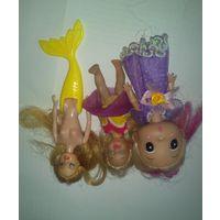 Набор кукол-малышек