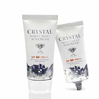 Солнцезащитный крем ЗW CLINIC Crystal White Milky Sun Cream SPF 50+/PA+++ 50ml