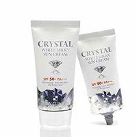 Солнцезащитный крем ЗW CLINIC Crystal White Milky Sun Cream SPF 50+/PA+++ 50ml