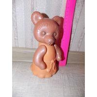 Мишка СССР, медведица - редкая игрушка СССР