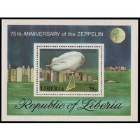 1978 Либерия 1060 / B89 Цеппелин