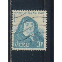 Ирландия Респ 1958 100 летие смерти Мэри Айкенхед #138