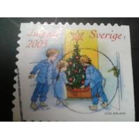 Швеция 2005 Рождество