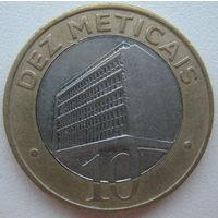 Мозамбик 10 метикал 2006 г.