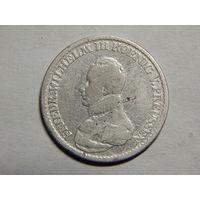 Пруссия 4 грошена 182-г