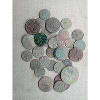 Монетки разные