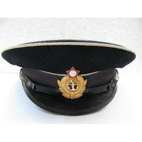 Фуражка ВМФ СССР. размер 56