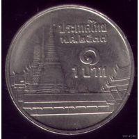 1 Бат 1986 год Тайланд